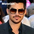 2016 Metal Square Sunglasses Men Women Classic Vintage Brand Designer Fashion Driver Sun Glasses UV400 High Quality Oculos