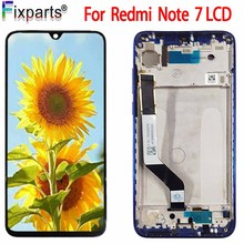 New Display Xiaomi Redmi Note 7 LCD Pro Touch Screen Digitizer Assembly For xiaomi Note7