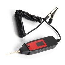 5-36V Hot Sale Car Voltage Tester Repair Pen Digital Display Automotive Voltage