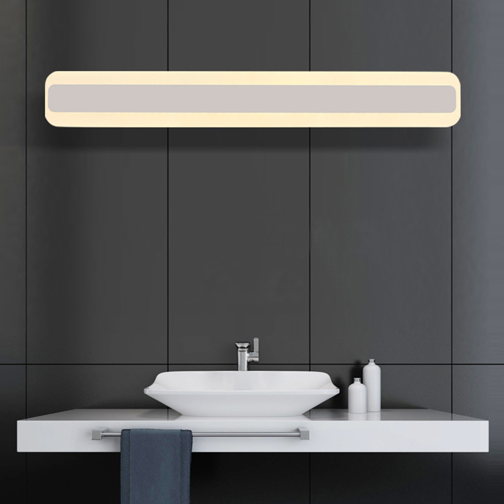 Eye Style Led Mirror Light Bathroom Light Wall Mounted Ledbathroom Lighting Waterproof Anti Fog Wall Led Wall Lamps Style Led Mirror Light Bathroom Light Wall houzz 01 Led Bathroom Lighting