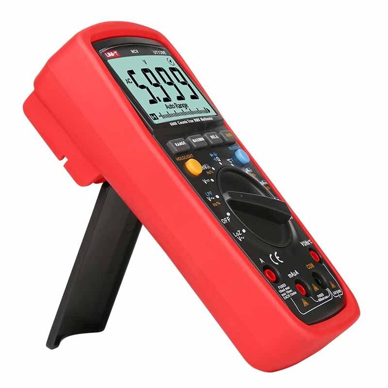 Ut139e verdadeiro rms multímetro digital temperatura sonda