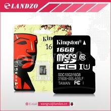 16 ГБ Raspberry PI 3 SD Card Ран ПЭ3 Модель B оригинал Class10 MicroSD TF Карта для BPI Банан R1, М3, M2, M1 +, D1, Orange П. И.