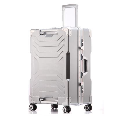 20 24 28 inch Transformers luggage anti scratch aluminum frame trolley box universal wheel business suitcase