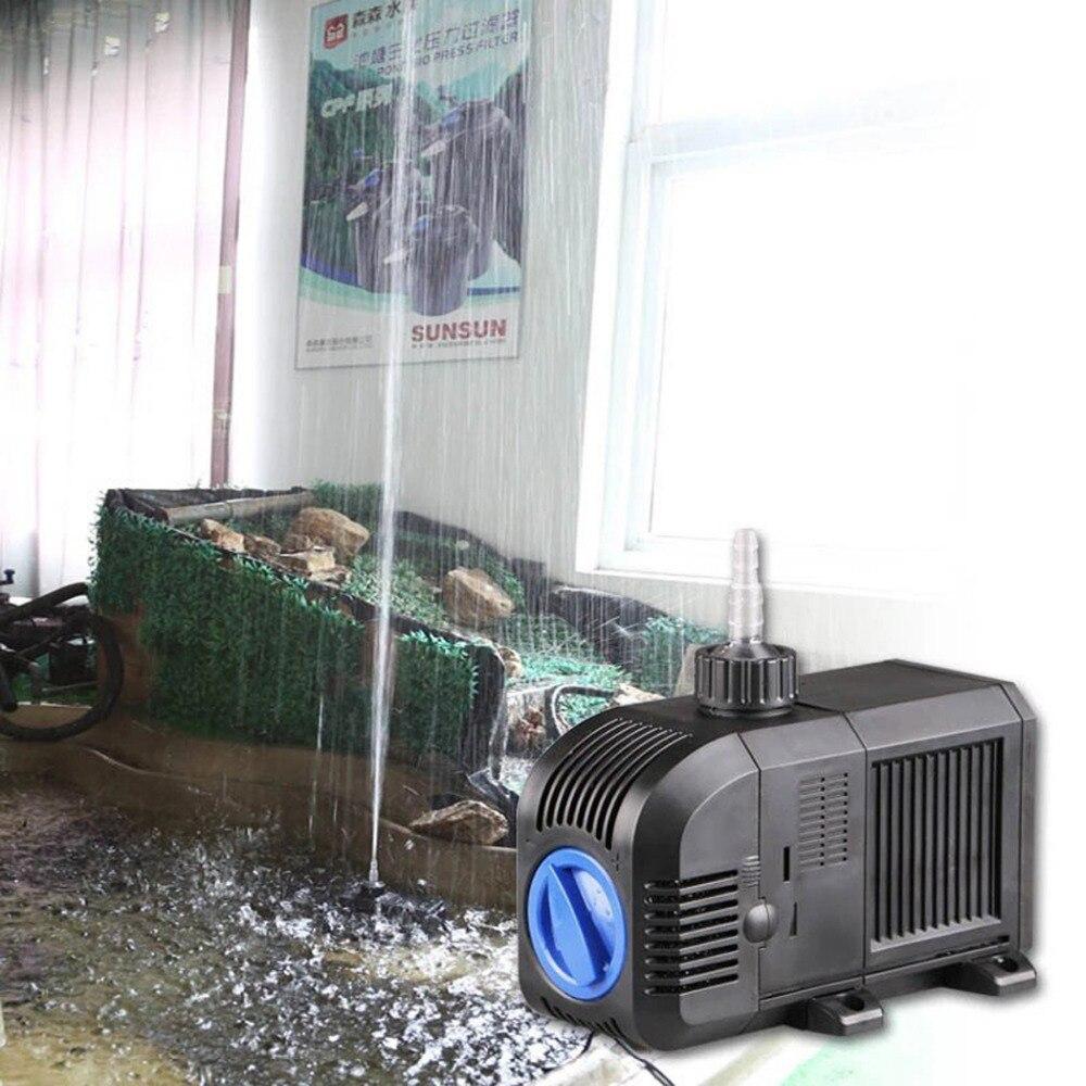 1000 l h aquarium fish tank powerhead jp 023 - Ultra Tenang Submersible Pompa Tangki Ikan Akuarium Filter Fountain Powerhead Hot Sale 3009 China