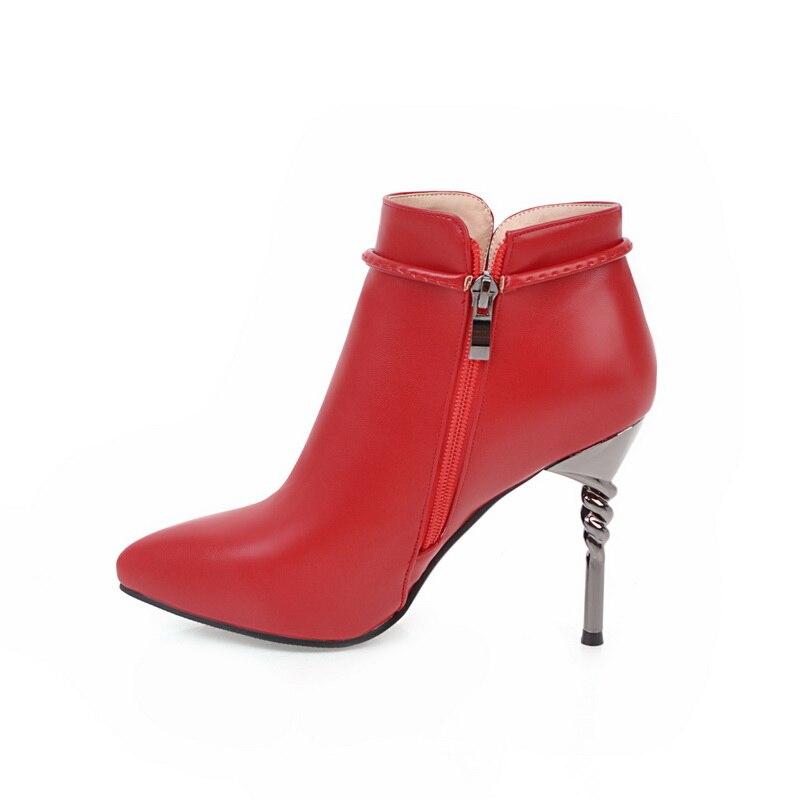 36203293e1dd28 Black Femmes 502 Talons gray Nouveau Partie red Sgrange Haute 32  D'équitation Taille 502 Bottes ...