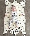 Quente cobertor Do Bebê cobertores do bebê leão ins explosão modelos novos das crianças animal mais grosso tapete ar condicionado cobertor verão