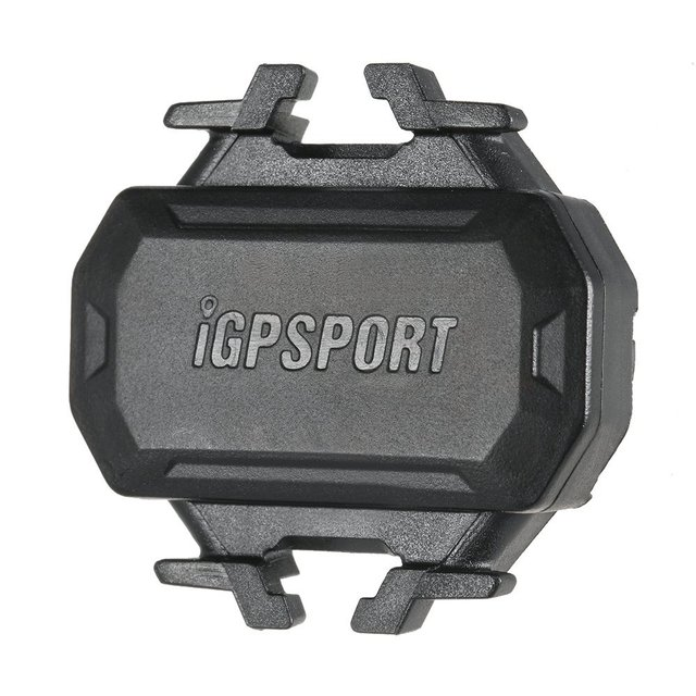 igpsport c61  IGPSPORT C61 Dual Mode ANT+ BLE4.0 Cadence Sensor Bicycle Computer ...