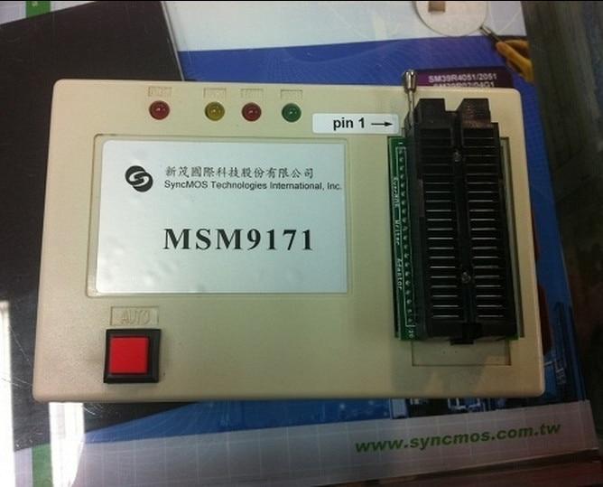 Free Shipping    Programmer  MSM9171 Burner