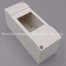 2 способа Пластиковая распределительная коробка для автоматического выключателя внутри на стене
