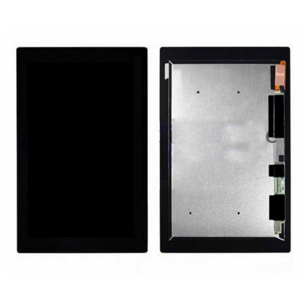 High quality LCD Display Touch Screen Assembly for Sony Xperia Z2 Tablet 10.1inch Replacement Part For Sony Z2 Tablet LCD screen high quality black color 1pc lot for acer liquid z530 lcd display touch screen assembly free shipping