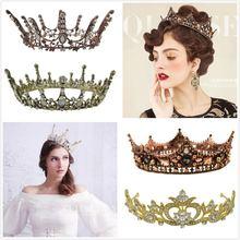 Роскошные европейские королевские короны принцессы в 6 стилях