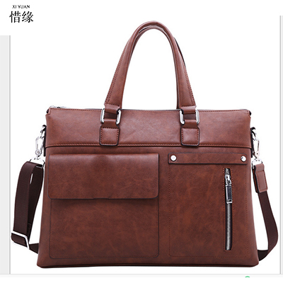 XIYUAN Genuine Leather handBag Casual Handbags Cowhide Men Crossbody Bags business office Totes Laptop Briefcases shoulder bag xiyuan genuine leather handbag men messenger bags male briefcase handbags man laptop bags portfolio shoulder crossbody bag brown