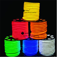 10 Meters Led Neon Flex Tube 220V Input Led Sign Board Tube Advertisement Neon Tube With