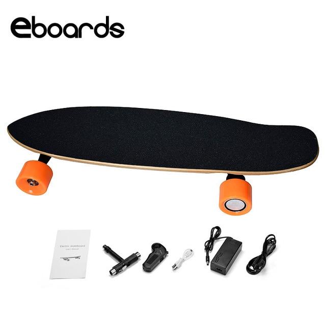 Longboard Skateboard Dengan Remote Skuter Listrik Kit Murah Mesin Bermotor Hub Lg Baterai Skate Board Satu