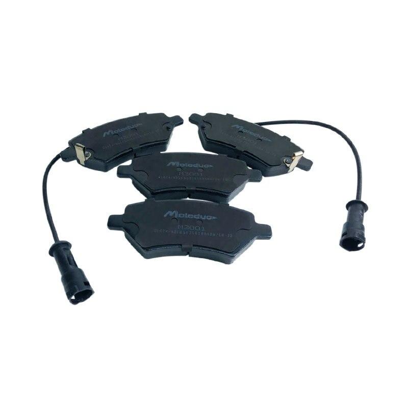 1 Set plaquette de frein Auto pour Chery A3 A5 V5 E5 voiture en céramique étrier frein avant remplacement A216GN3501080BA