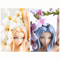 New Anime sexy figure DAIKI Flower Fairy Maria Bella Lu Na Sexy Action Figure Collectible Model Toy 12 best gift for Christmas