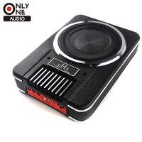 Только один аудио Фирменная Новинка Pro udio db 826 8 дюймов car audio active Сабвуферы для автомобиля Максимальная мощность 200 Вт высокой мощности автомо