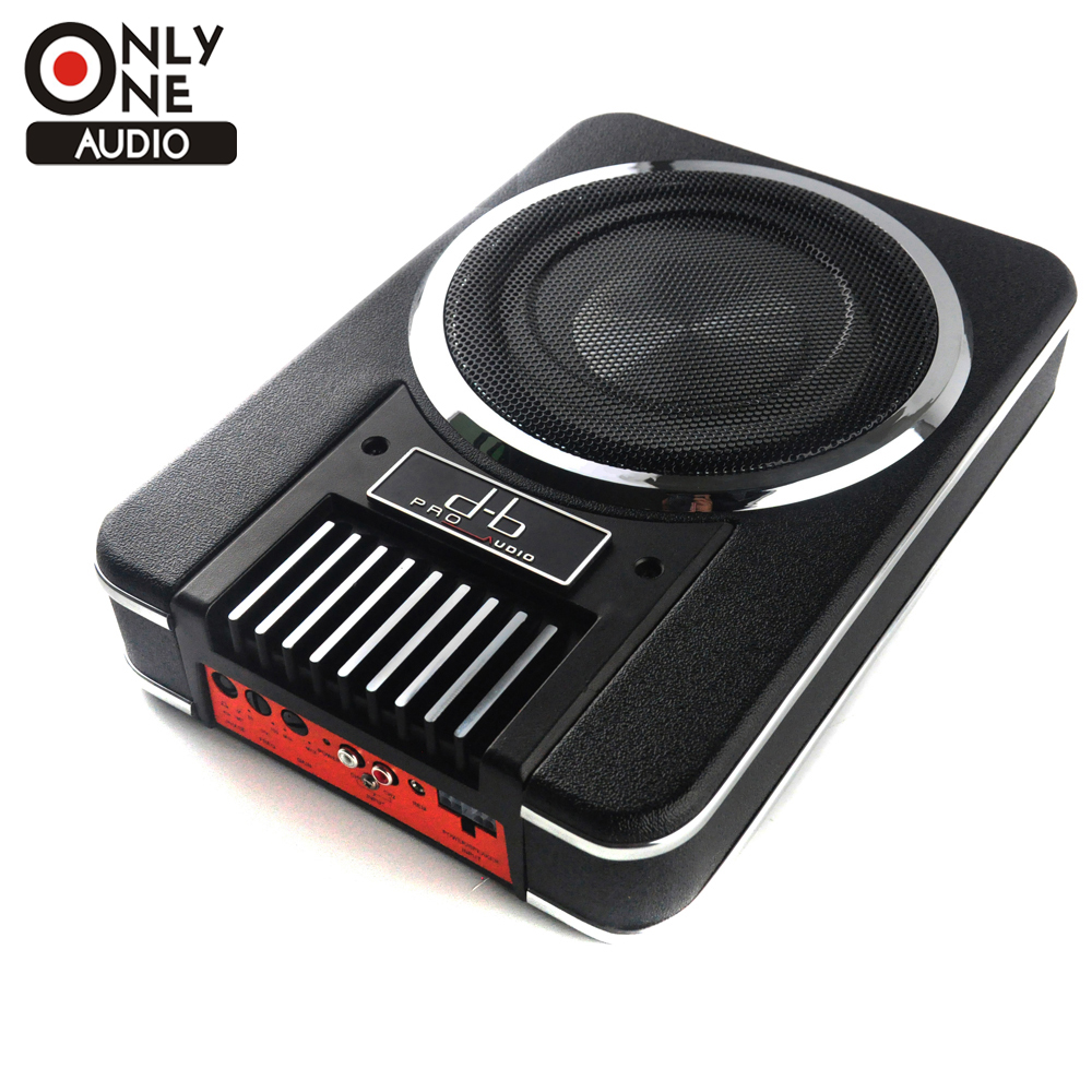 Only one audio brand new pro udio db 826 8 inch car audio active