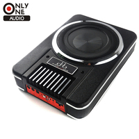 ONLY ONE AUDIO Brand New PRO UDIO DB 826 8 inch car audio active Subwoofers maximum power 200w high power car subwoofer
