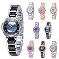 Alta calidad famosa marca sbao relojes cuarzo de las mujeres reloj de señoras de la manera reloj de lujo mujeres reloj de cuarzo relogio feminino