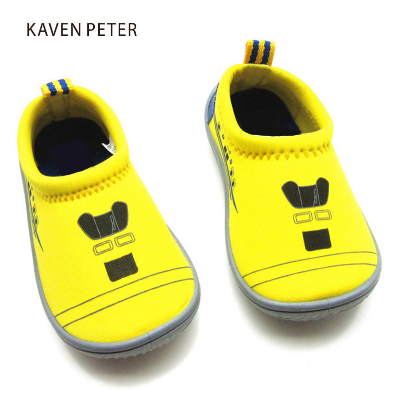 Canvas shoes Kids stretch shoes girls running sneakers child Walking Shoes boys flat pedal sports sneakers size 14-18