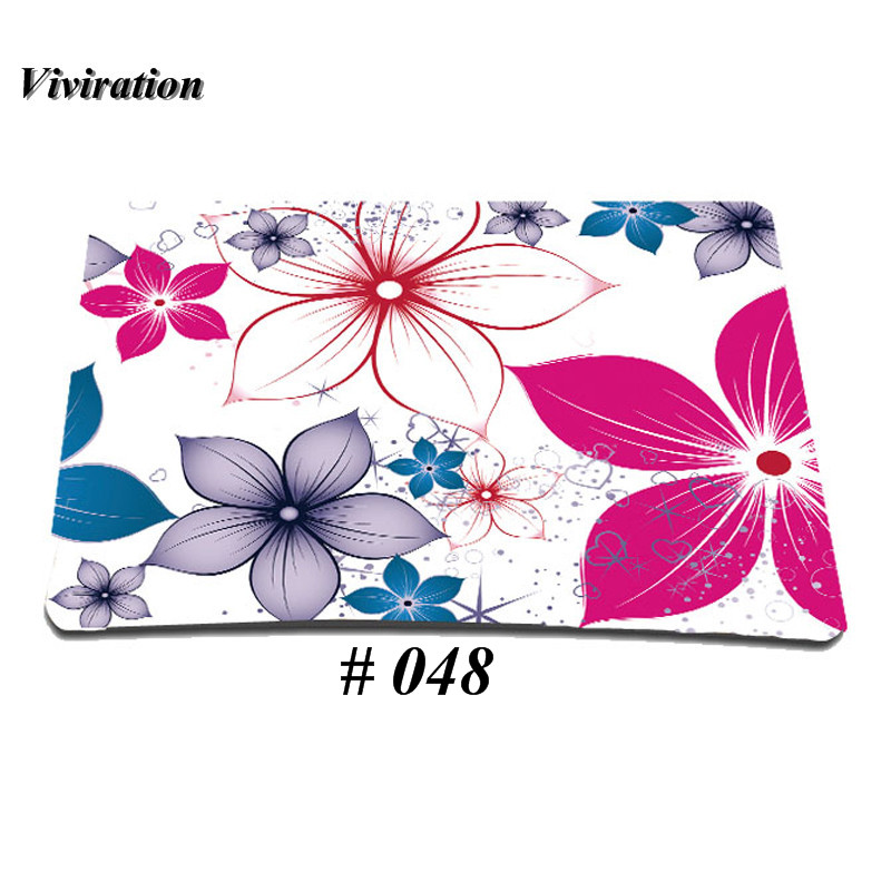 Viviration Newest Popular Computer Gaming Mouse Pad Mat For Overwatch Gaming Mousepad Top Selling Anti-slip Rubber Mouse Mat Pad