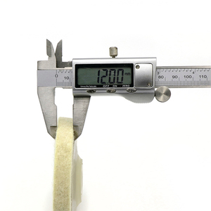 Image 3 - 1/3/5 adet 4 yünü keçe tekerlek disk pedi açısı öğütücü parlatıcı balmumu Metal keçe parlatıcı disk pedi döner aracı aşındırıcı taşlama