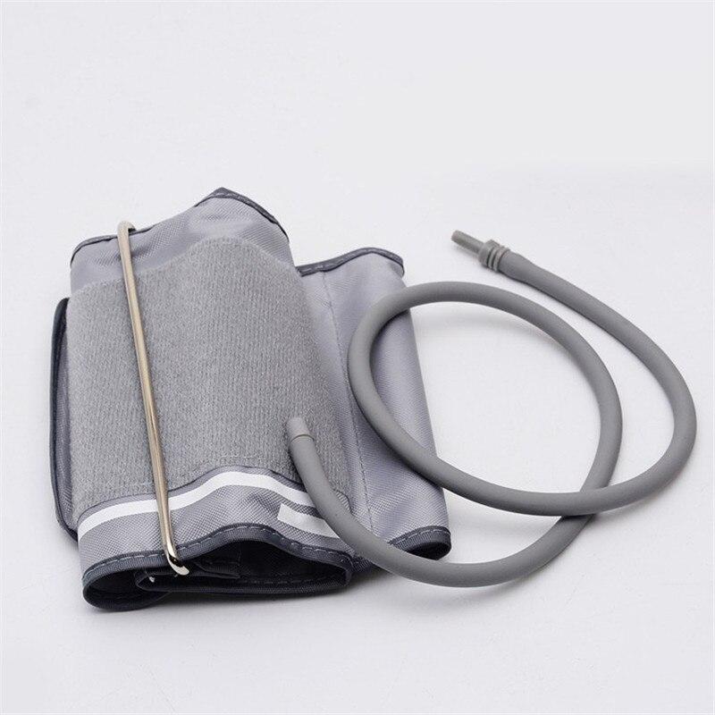 Grote Arm Bloeddrukmeter Manchet Enkele Buis NylonLarge Adult Digital Blood Pressure Cuff For Bloeddrukmeter Meter Tonometer