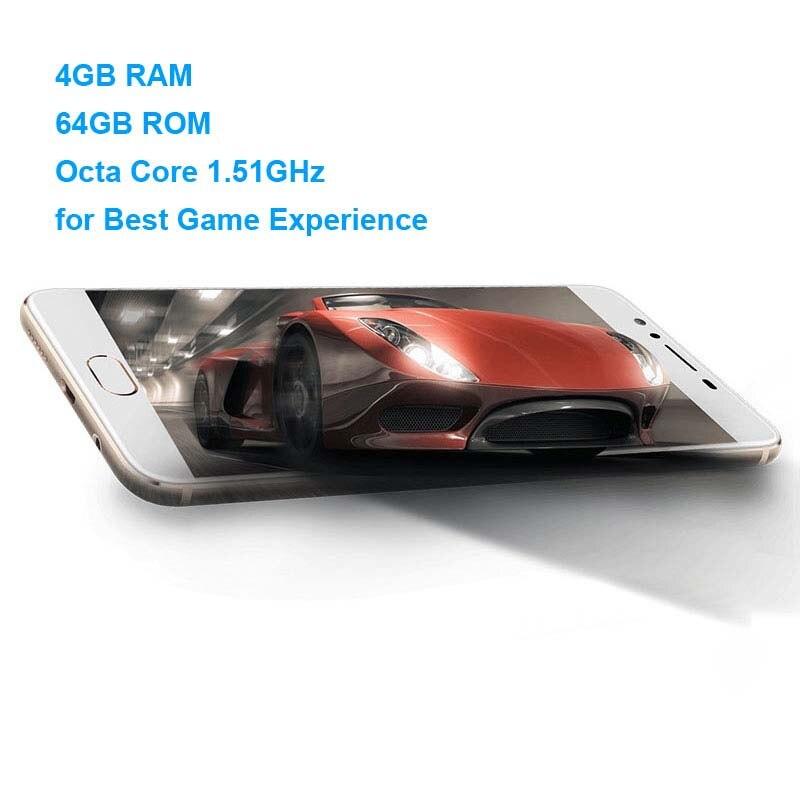 4GB RAM 64GB ROM Front 16MP SANTIN HongQi HQ1 3000mAh 5 5 Full HD Octa Core