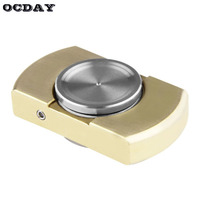 OCDAY Fidget Spinner Hand Spinner Stainless Steel Bearing Finger Spinner Metal Autism Kids Adult Funny Stress