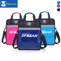Children Messenger Bags Pupil Boys Girls Handbag Student Coaching Bag Elementary School Satchel The Fine Arts