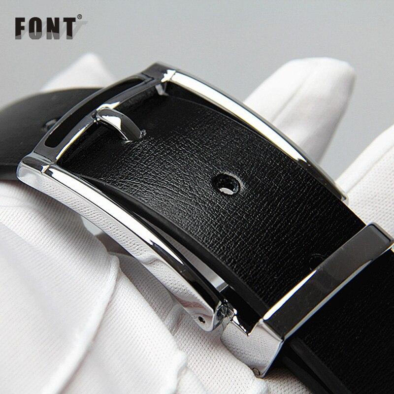 Designer Ceintures Hommes de Haute Qualité En Cuir Véritable Ceinture De Luxe Homme Style ceinture jeune entreprise élégant ceinture