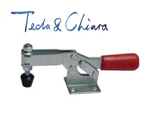 1Pc Hand Tool Quick Holding Latch Type Toggle Clamp GH 201C GH-201C 201 High Quality