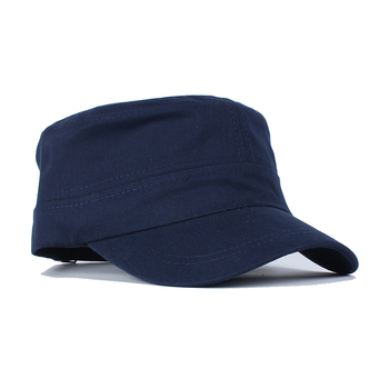 Difanni Brand Military Hats Simple Solid...