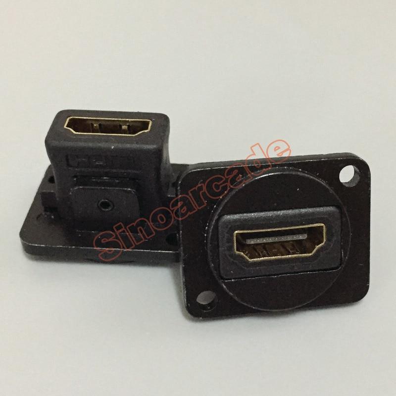 Gabinete Arcade Módulo de panel HDMI Socket Conector HDMI Módulo de - Entretenimiento