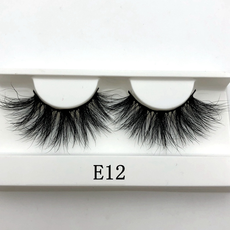 E12 white tray