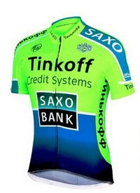2016 Tinkoff Saxo Bank Bike Cycling Jerseys Roupa Ciclismo Breathable  Bicycle Cycling Clothing  Quick ae175c7a2