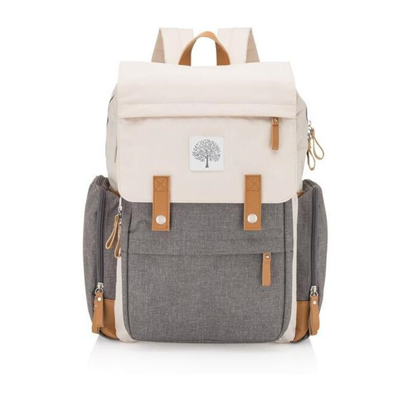 Diaper Bag Backpack Large Multifunction Travel Baby Bags With Insulated Pockets Maternity Nappy Changing Bags For Mom&Dad OEM