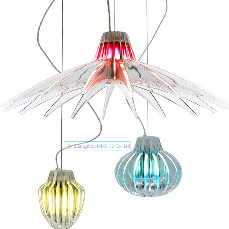 Free shipping NEW Modern Simple bedroom decorative Pendant light restaurant bar plexiglass Agave Pendant lamp AC110-240V E27 смартфон apple iphone 6s plus 16gb gold ios 9 a9 1840mhz 5 5 1920x1080 2048mb 16gb 4g lte 3g edge hsdpa hspa [mku32ru a]