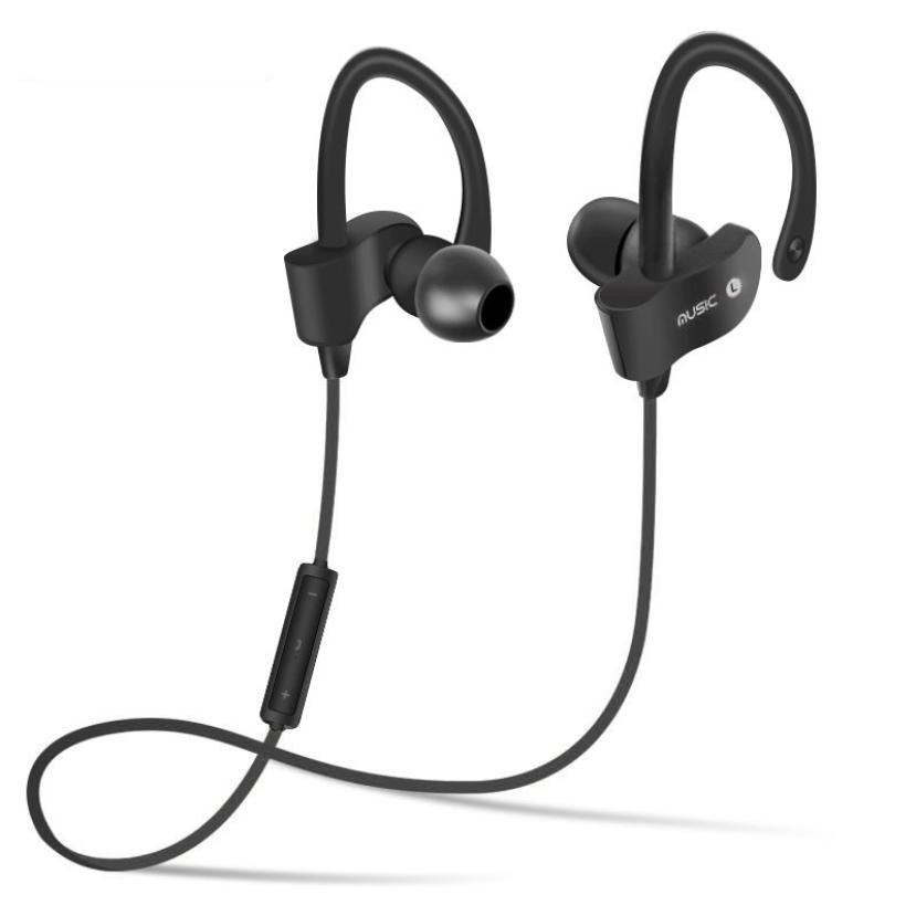 Malloom 2017 Wireless Bluetooth Headset Sport Stereo Headphone Earphone for Mobile Phone Noise Cancel Wholesale headset 4 1 wireless bluetooth headphone noise cancelling sport stereo running earphone fone de ouvido for xiaomi iphone huawei