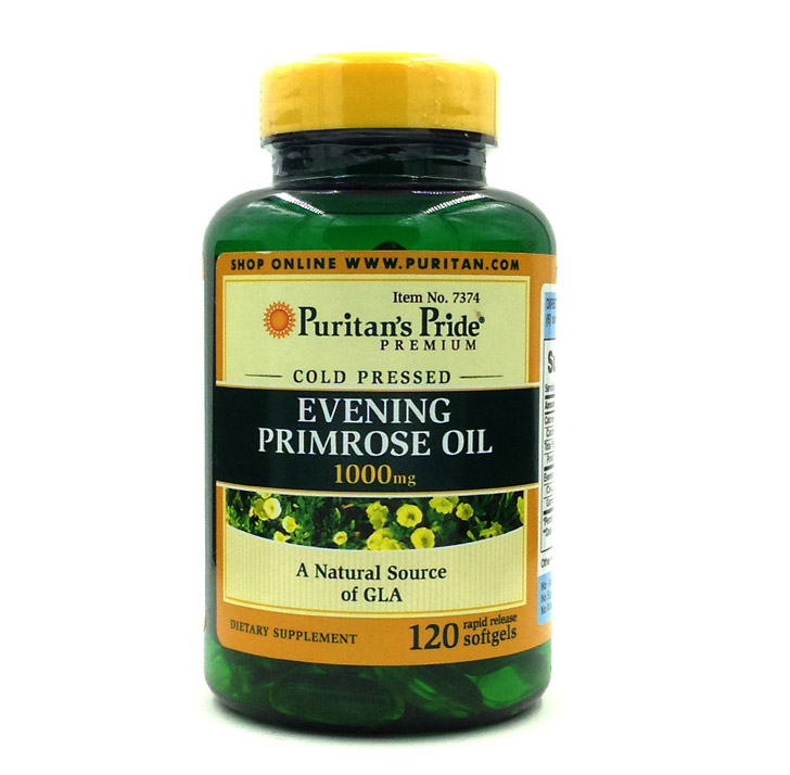 Evening Primrose Oil 1000 mg 120 pcs free shipping primrose шелковый халат