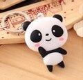Panda Keychain - Cartoon Kung Fu Panda Hanging Soft Pvc Keychain Bag Pendant Key Ring Kawaii Gift Present #1-17184