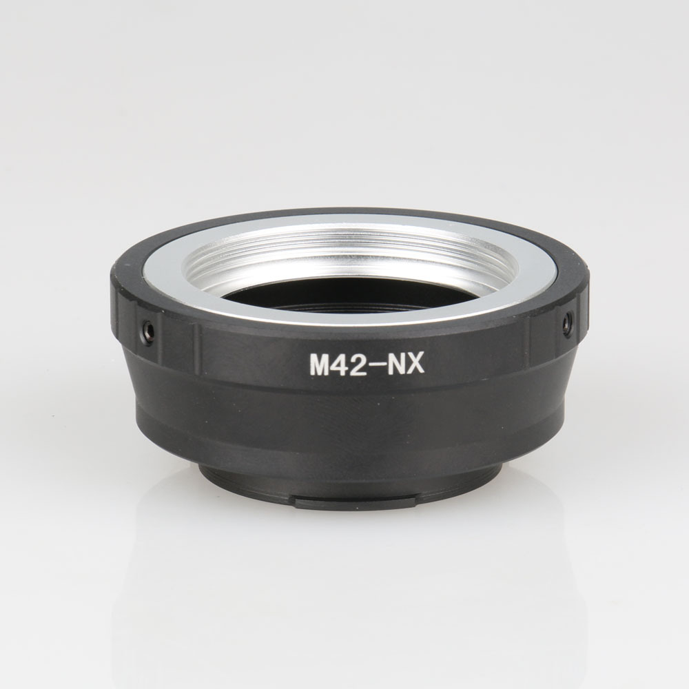 M42-NX lens adapter for M42 Screw Lens to for Sansung NX Mount Adapter NX10 NX11 NX5 NX100 NX210 NX1000