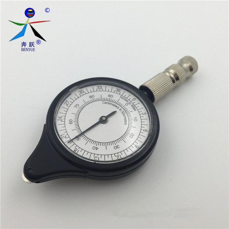 Высококачественный брендовый одометр, многофункциональный компас, curvometer с картой дальномера, одометр, походные уличные инструменты для вы...