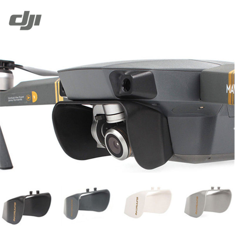DJI Mavic Pro / Platinum Drone FPV Racing RC Quadcopter Spare Part Camera Lens Hood Sunshade Protective Cover Shell