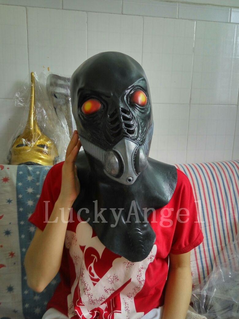 Popularne Alien Mask Halloween- kupuj tanie Alien Mask Halloween ...
