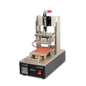 TBK 7 inch 960 LCD Touch Screen Clear Adhesive Remove Machine glue remove Machine ly 960 lcd touch screen clear adhesive glue remove machine for 7 inch screen phone repair
