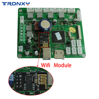 TRONXY Newest Version Wifi Upgrades Controller Board Cloned DuetWifi Advanced 32bit Motherboard For 3D Printer XY 2 X5SA Machine