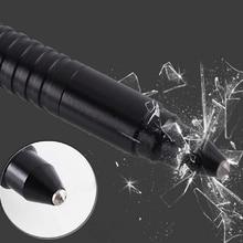 Multifunction 4 in1 T9 LED Self Defense Tactical Pen Window Breaker Flashlight Tools LCC77