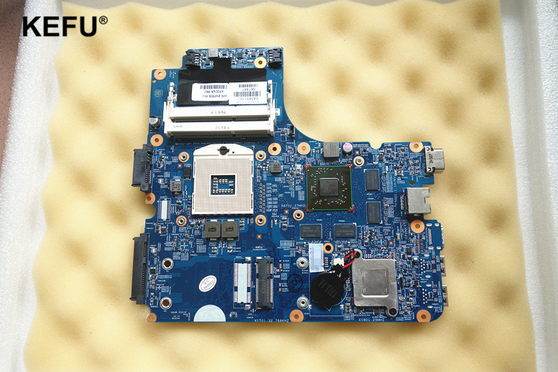 683493-001 Fit For HP 4440s 4441s 4740s 4540s motherboard HM76 683493-501 1GB laptop motherboard fully tested OK цена